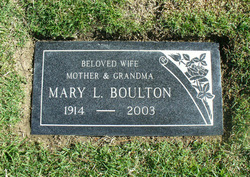 Mary Lorraine <i>Duncan</i> Boulton