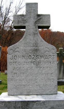 John Ozswart