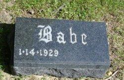 Babe R <i>Chew</i> Buchholz