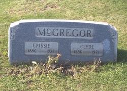Oran Clyde McGregor