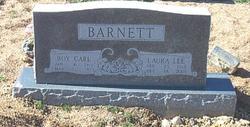 Laura Lee <i>Kilpatrick</i> Barnett