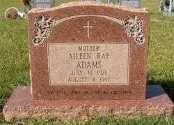 Aileen Rae Adams