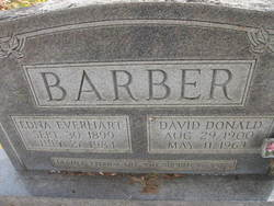Edna <i>Everhart</i> Barber