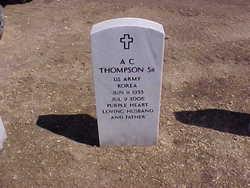 A. C. Thompson, Sr