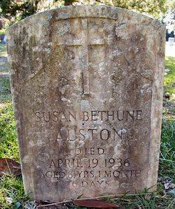 Susan Bethune Alston