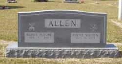 Wilbur Buford Allen