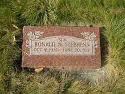 Ronald N Stephens