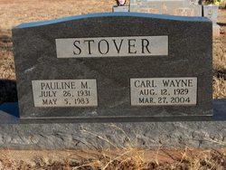 Carl Wayne Stover