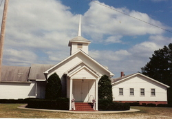 Browns Chapel Christian Church Cemetery