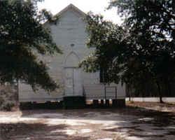 Pee Dee Presbyterian Church Cemetery