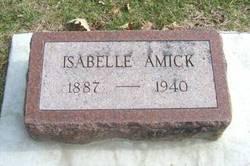 Mrs Isabelle Hamilton <i>Daniels</i> Amick