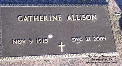 Catherine Allison
