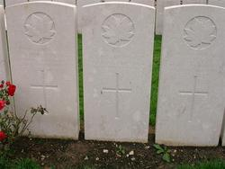 Private John Aiken Burns