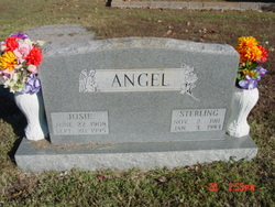 Josie Mary <i>Jeffrey</i> Angel
