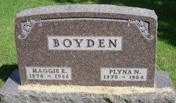 Maggie Ellen <i>Kirgis</i> Boyden