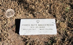 Daryl Roy Ballenger