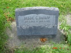 Bessie Cleo <i>Jenkins</i> Dunlap