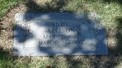 Ada C. Allison