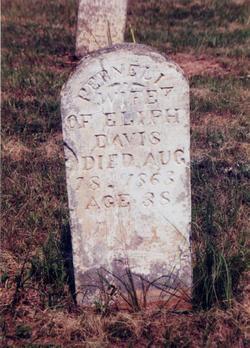 Permelia <i>Edwards</i> Davis
