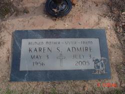 Karen Sue Admire