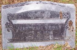 Martha E. Frost