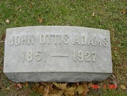John Ottis Adams