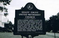 Shady Grove United Methodist Church Cemetery