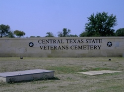 Central Texas State Veterans Cemetery