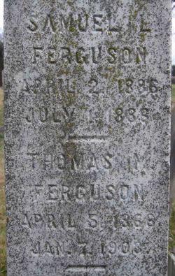 Thomas M. Ferguson