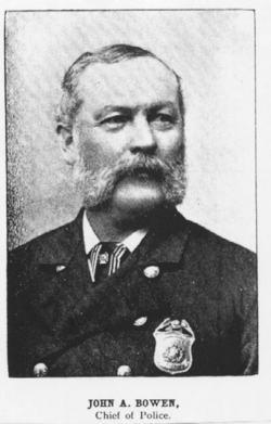 Chief John A. Bowen