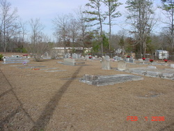 County Line Baptist Cemetery