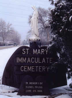 Saint Mary Immaculate Cemetery