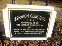 Johnson Cemetery