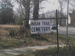 Indian Trail Cemetery