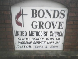 Bonds Grove United Methodist Church Cemetery