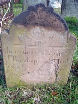 Ephraim FitzRandolph