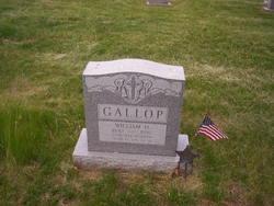 William H Gallop