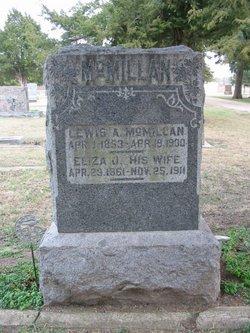 Eliza Jane Ida <i>Newman</i> McMillan