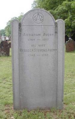 Rebecca <i>Stevens</i> Avery