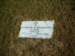 Candler W Brannon