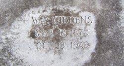 William P. Giddens