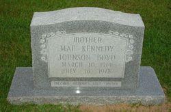 Mae Kennedy <i>Johnson</i> Boyd