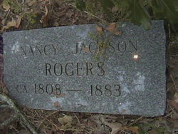 Nancy <i>Jackson</i> Rogers