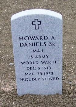 Howard Austin Daniels, Sr