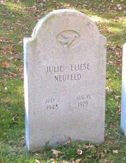 Julie-Eliese Neufeld