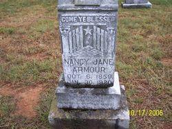Nancy Jane <i>Lundy</i> Armour