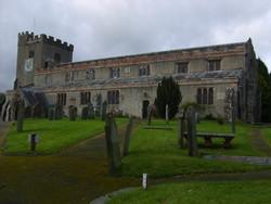St Kentigern Churchyard