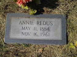 Annie Emma <i>Radicke</i> Redus