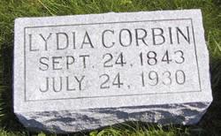 Lydia Jane <i>Ross</i> Corbin