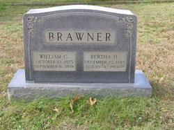 Bertha E <i>Hensley</i> Brawner